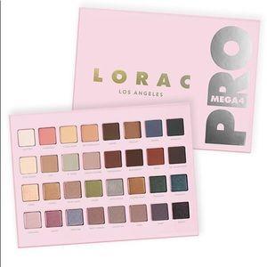 Lorac Pro Mega 4 Eyeshadow Palette